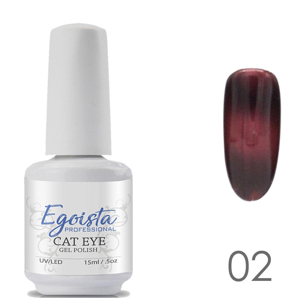 Magic Collection Cat Eye Gel Polish #2 | Euro Essentials | Ultimate ...
