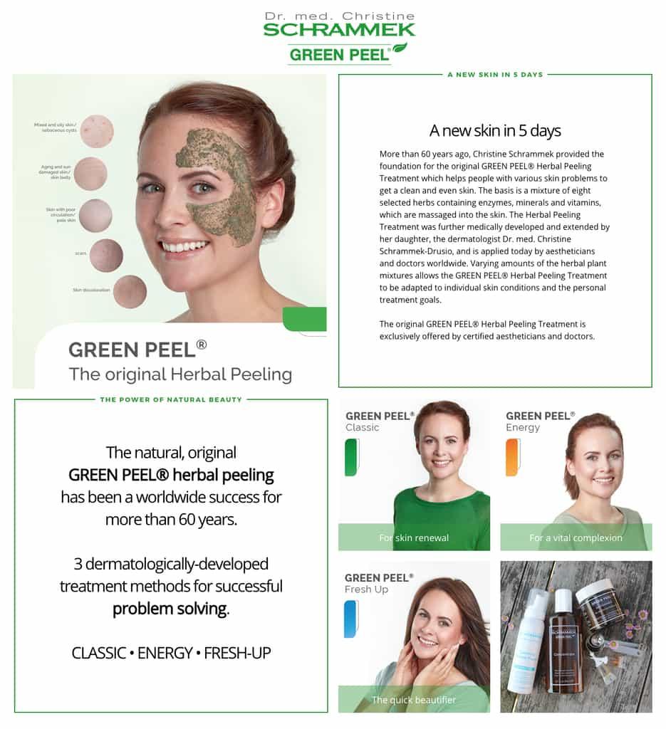 green peel canada